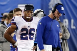Saquon and Shurmur